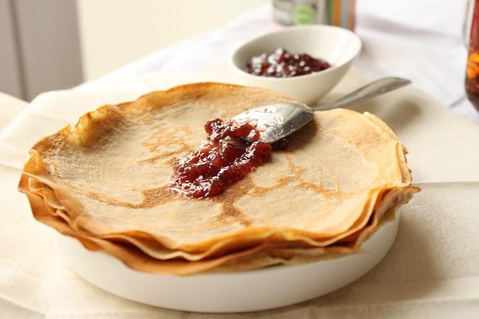 Pancakes cr pes archives avoine et fleur de miel for Ambiance cuisine avoine
