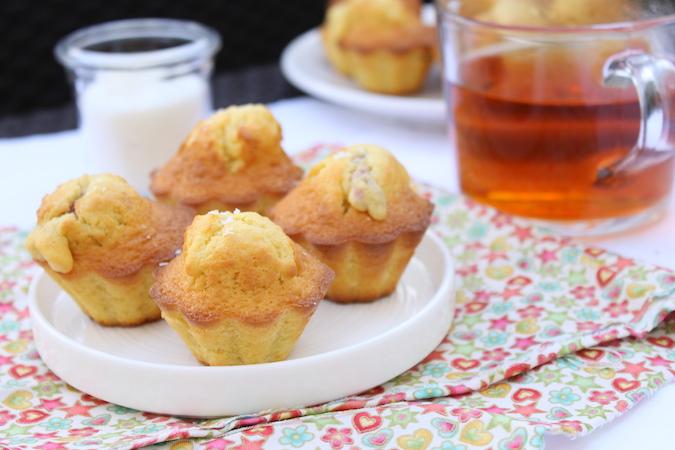 Gâteau yaourt framboise noix de coco