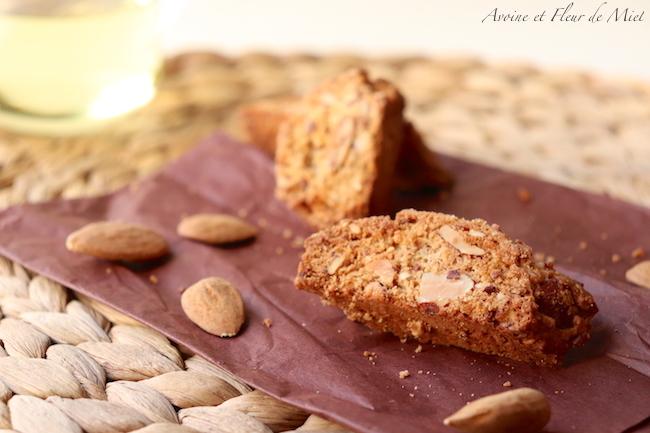 Biscotti aux amandes